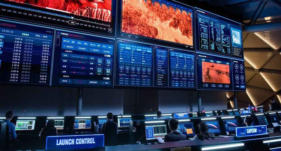 P3.9 Controlroom 'The Martian'